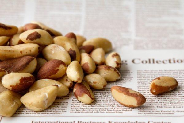 אגוז ברזיל, פיצוחים קלויים  - GO NUTS פיצוחי בריאות