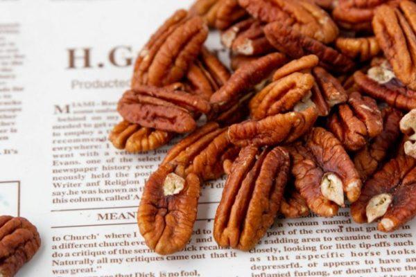 פקאן טבעי, פיצוחים קלויים  - GO NUTS פיצוחי בריאות