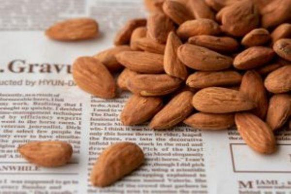 שקד קלוי, פיצוחים קלויים  - GO NUTS פיצוחי בריאות