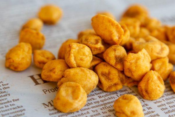 בוטן גריל, רביולי, פיצוחים קלויים  - GO NUTS פיצוחי בריאות