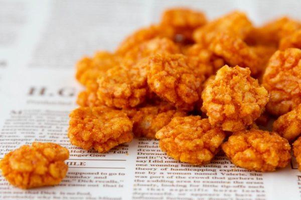 פריכיות חריפות, פיצוחים קלויים  - GO NUTS פיצוחי בריאות
