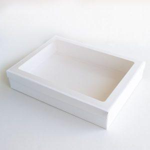 קופסת קרטון בינונית למארז בהרכבה עצמית